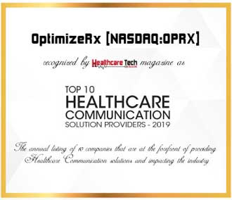 OptimizeRx [NASDAQ:OPRX]